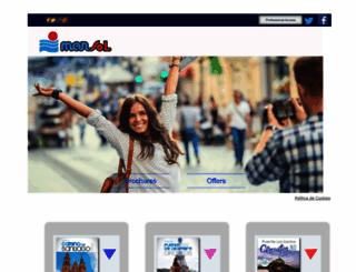 web.marsol.com screenshot