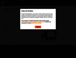 web.mixmail.com screenshot