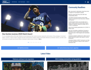 web.mlbcommunity.org screenshot