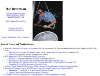 web.nps.navy.mil screenshot