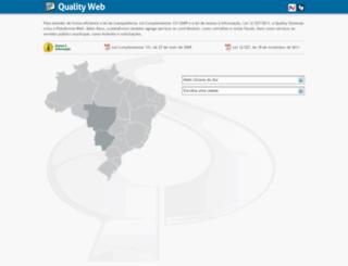 web.qualitysistemas.com.br screenshot
