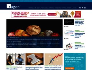 web.ragan.com screenshot