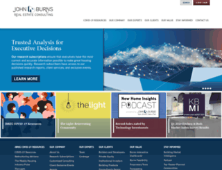 web.realestateconsulting.com screenshot