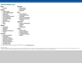web.rtpcompany.com screenshot