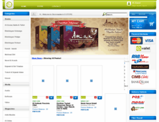 web.stormreaders.my screenshot