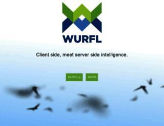 web.wurfl.io screenshot