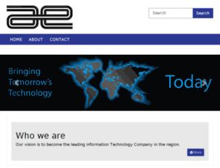 web09.aedevelopers.com screenshot