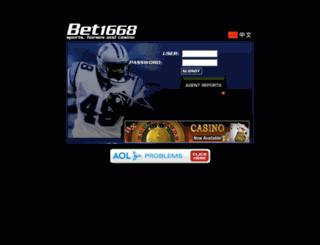 web1.bet1668.com screenshot