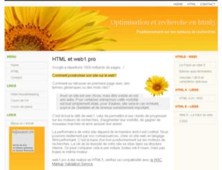 web1.pro screenshot