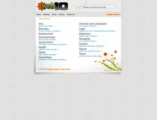 web10.ws screenshot