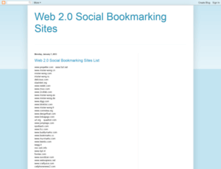web2-0socialbookmarkingsites.blogspot.in screenshot