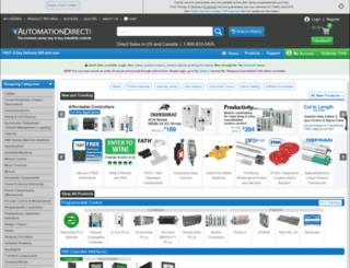 web2.automationdirect.com screenshot