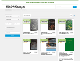 web24-katalog.de screenshot