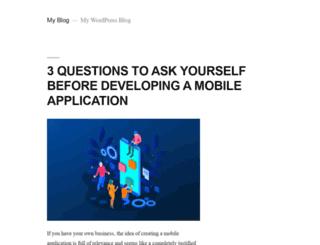 web2mobiledesign.com screenshot