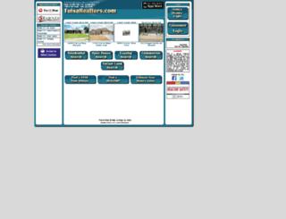 web3.tulsarealtors.com screenshot