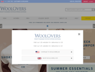 web3.woolovers.com screenshot