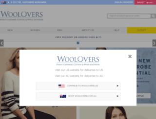 web4.woolovers.com.au screenshot