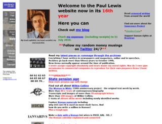 web40571.clarahost.co.uk screenshot