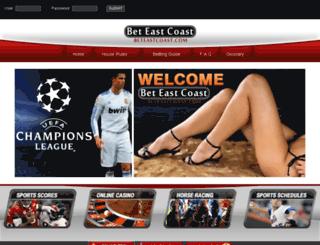 web5.beteastcoast.com screenshot