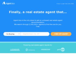 web7.agentace.com screenshot