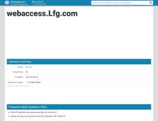 webaccess.lfg.com.ipaddress.com screenshot