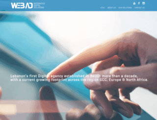 webad.co screenshot