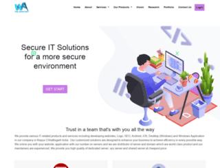 webaddiction.in screenshot