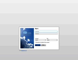 webadmin.contouronline.com screenshot