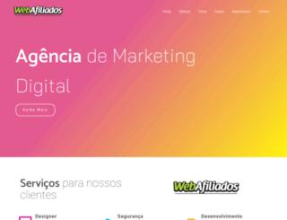 webafiliados.com.br screenshot