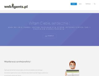 webagents.pl screenshot