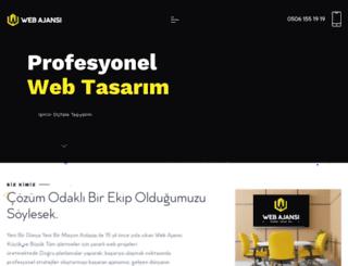 webajansi.com screenshot