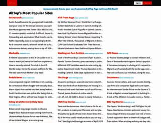webanalytics.alltop.com screenshot