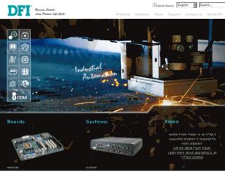 webap1.dfi.com.tw screenshot