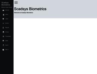 webapp.joburg screenshot