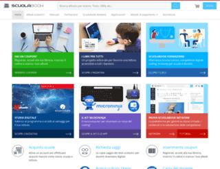 webapp.scuolabook.it screenshot
