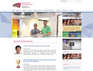 webapp4.cs.cityu.edu.hk screenshot