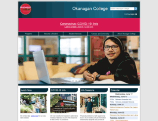 webapps-1.okanagan.bc.ca screenshot