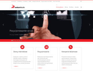 webartstudio.com.pl screenshot