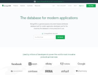 webassets.mongodb.com screenshot