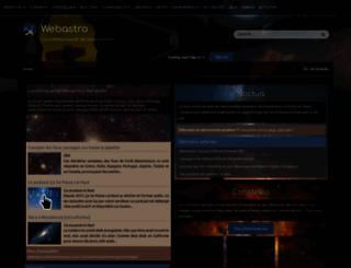 webastro.net screenshot