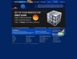 webay.com.au screenshot