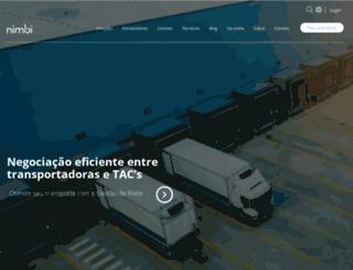 webb.com.br screenshot