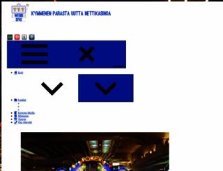 webbisivu.com screenshot