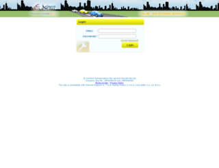 webbooking.cdgtaxi.com.sg screenshot