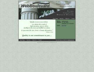 webboulevard.com screenshot