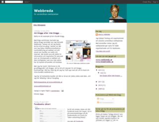 webbreda.blogspot.com screenshot