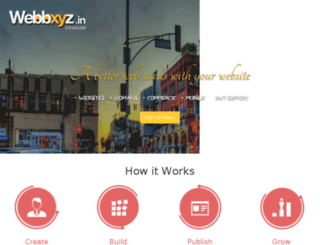 webbxyz.in screenshot