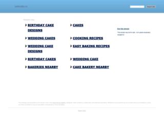 webcake.ru screenshot
