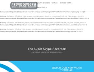 webcam-recorder.net screenshot