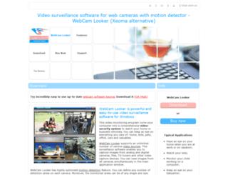 webcamlooker.com screenshot